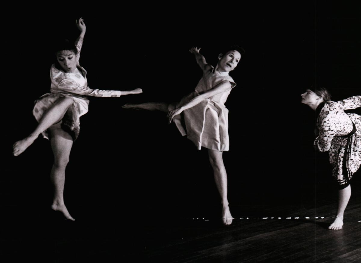 Contemporary Dance Theater Ohiodance Virtual Dance