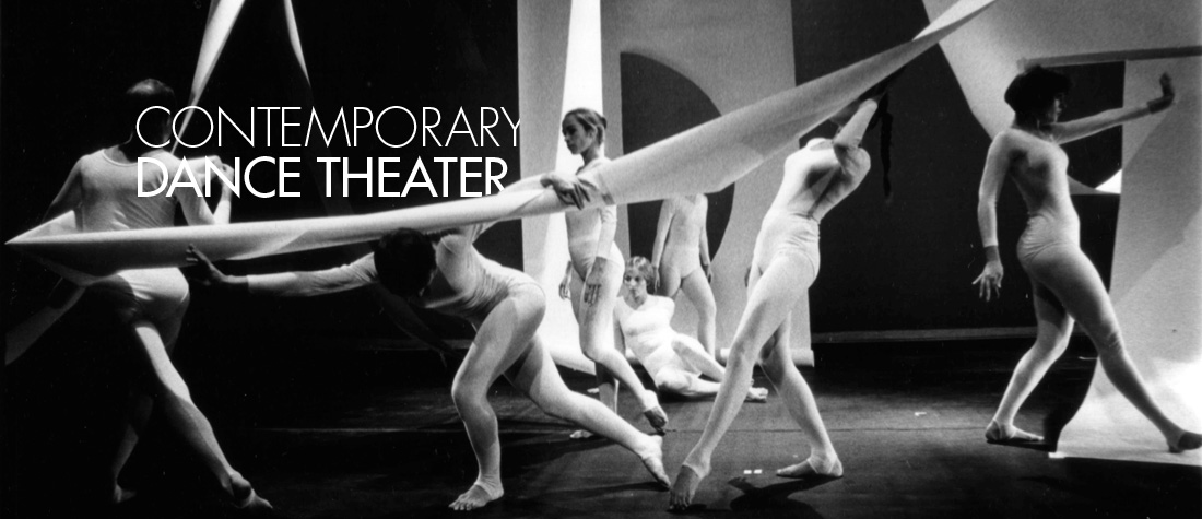 Contemporary Dance Theater - Jefferson James